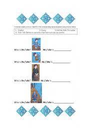 tikki tikki tembo worksheets teaching worksheets pronouns
