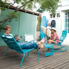 Teal Rocking Chair Luxembourg Rocking Chair Fermob Shop