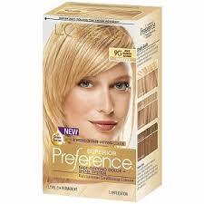garnier nutrisse 93 light golden blonde reviews l oreal preference 9g light golden blonde haircolor wiki fandom