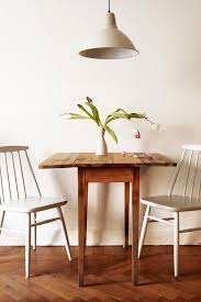 kitchen table and chairs for small spaces chic tables for small kitchens best 20 kitchen ideas throughout