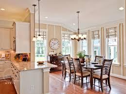 kitchen 54 kitchen island and breakfast nook lighting options