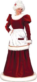 mrs claus costumes women s mrs claus costume costumes