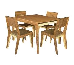 hollow dining table 4 person u2014 brave space design