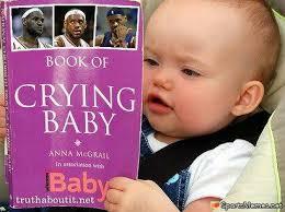 Lebron Crying Meme - lebron crying baby meme