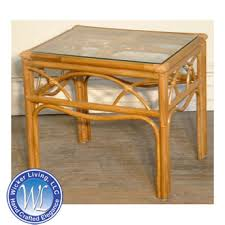Rattan Accent Table Rattan End Tables Accent Tables