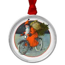 vintage bicycle ornaments keepsake ornaments zazzle