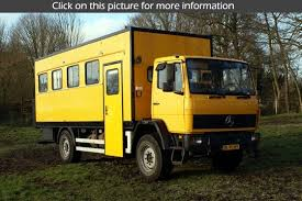 mercedes 4x4 trucks overland trucks for sale expedition truck brokers