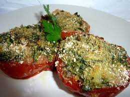 cuisiner tomates recette tomates persillées à la provençale cuisinez tomates