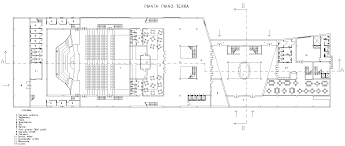 Ascensore Vetro Dwg by Ristoranti Dwg Gallery Of Dwg Of Floor Drain With Removable
