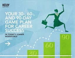 your 30 60 and 90 day game plan for career success in today u0027s lea u2026