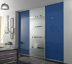Modern Closet Sliding Doors Closet Storage Aluminium Framed Modern Sliding Closet Sliding