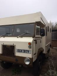 land rover 101 land rover 101 forward control camper van in saxmundham suffolk