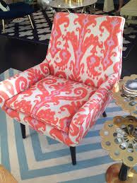 Chevron Accent Chair Blue Print Club Chair Best Chairs Gallery