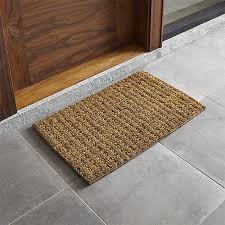 Doormat Leave Knotted 30
