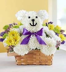 new orleans gift baskets beary cheerful basket in new orleans la mona s accents