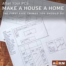 things you need for new house the first five things to do to make a new house a home ahrn com