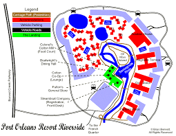 Riverside Map Another Port Orleans Riverside Question