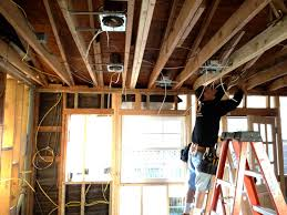 building a new home wiring done right renovation and interior