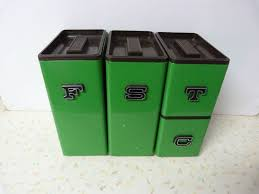 funky kitchen canisters 127 best green canisters images on kitchen canisters