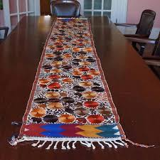 extra wide table runners extra wide table runner home design ideas and pictures
