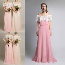 evening wedding bridesmaid dresses 2016 lace bridesmaid dresses shoulder hollow back