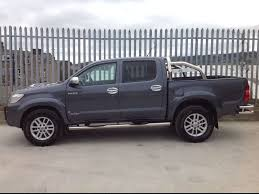 2012 toyota hilux d c 3 0 d4 d invincible manual 4x4 grey many