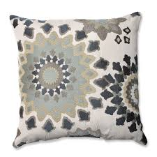 Contemporary Throw Pillows For Sofa by Pillow Perfect Marais Throw Pillow Walmart Com