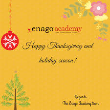 happy thanksgiving day enago academy