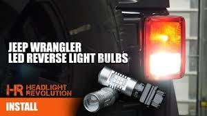 jeep jk led tail light bulb super bright jeep jk led reverse and brake turn bulbs upgrade
