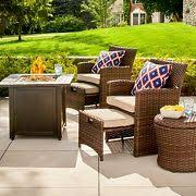 belvedere 7pc dining set threshold target 918 outdoor