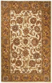 Black And Gold Rug Starting At 39 Safavieh York Yrk1750 8590 Charcoal And Black
