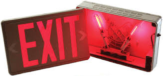 exit sign light bulbs high brightness t6 led tube bulb for exit signs and picture lights