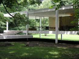 farnsworth house plus tours chicago architecture foundation caf