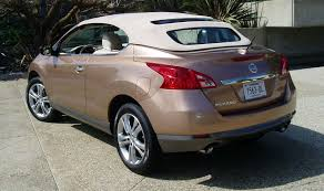 nissan murano trim levels test drive 2011 nissan murano crosscabriolet u2013 our auto expert