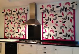Kitchen Blinds Ideas Roman Blinds With Matching Curtains Memsaheb Net
