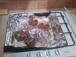 comment cuisiner barracuda barracuda en papillote à la provençale peche sportive