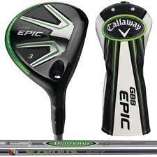 callaway fairway wood golf clubs ebay