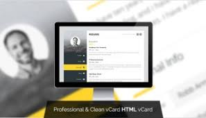 Resume Templates Html Material U2013 Premium Boxbilling Theme Html Free Download Free