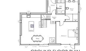 Plan House by Floor Plan Self Build House Building Home Architecture