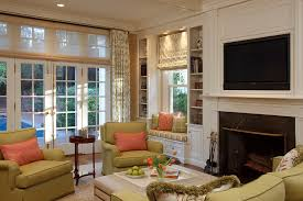 Family Room Curtains Splendid Coral Curtains Decorating Ideas For Family Room