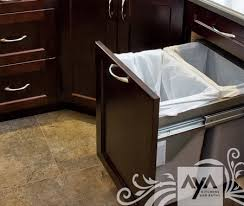 Garbage Drawer Chest Of Drawers - Kitchen cabinet garbage drawer