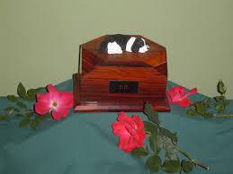 custom urns woodlover pet urns custom urns