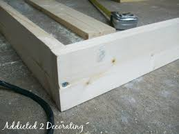 Wood Banquette Seating How To Build A Banquette Seat With Storage