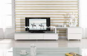 oak tv stands and modern black painted wooden media cabinet with