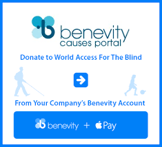 Support Groups For The Blind World Access For The Blind Our Vision Is Sound Perceptual