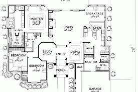 style home plans with courtyard hacienda style courtyard home plans house of sles ranch house