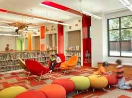 Best  Library Design Ideas On Pinterest School Design Public - Library interior design ideas