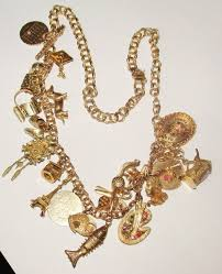 vintage charm bracelet necklace images Miracle gold charms for necklaces best necklace jpg