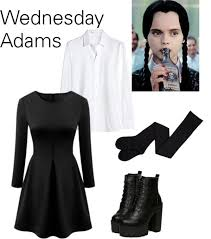 Halloween Clothes Best 25 Wednesday Costume Ideas On Pinterest Adams Family