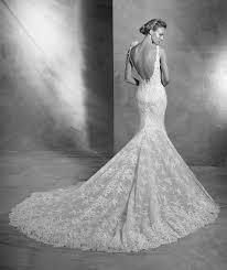 robe de mari e sirene vivi robe de mariée en dentelle silhouette sirène pronovias